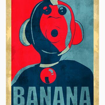 Banana by DukeAndScruff