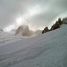 Vallée Blanche tracks I by geophotographic