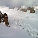 Vallée Blanche  by geophotographic