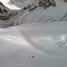 Vallée Blanche I by geophotographic