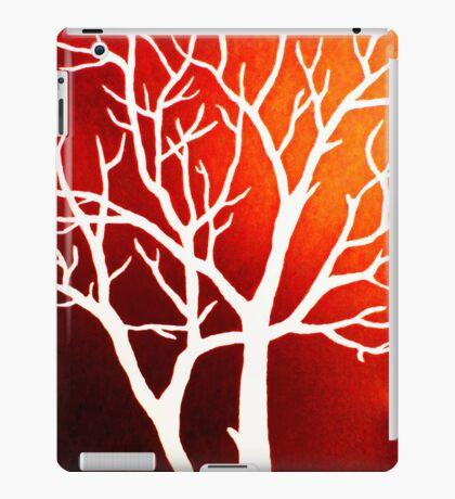 Blazing Trees iPad Case/Skin