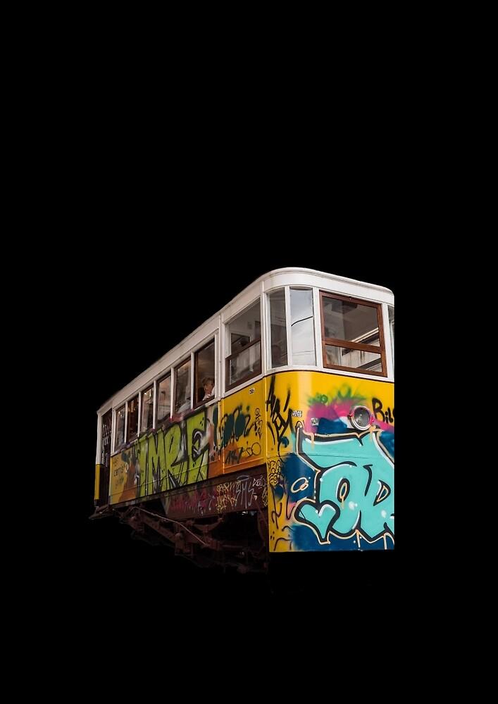 graffiti  by josot
