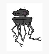 STARWARS - EMPIRE STRIKES BACK ROBOT Photographic Print