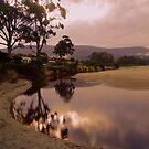 Adventure Bay - Bruny Island, Tasmania. by PC1134