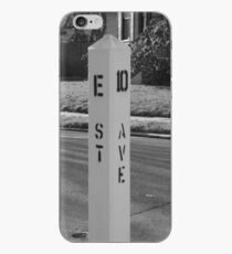 E Street Freeze Out  iPhone Case