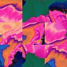 Psychedelic Big Sur by Travis McLaren