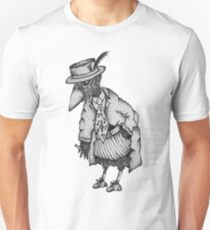 Jazz Bird Unisex T-Shirt