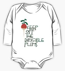 Keep Off the Dirigible Plums Kids Clothes