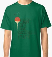 Keep Off the Dirigible Plums Classic T-Shirt