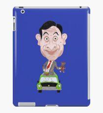 Funny Drawing Cartoon Caricature TV iPad Case/Skin