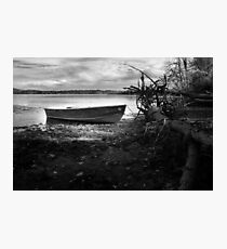 Low Water Photographic Print