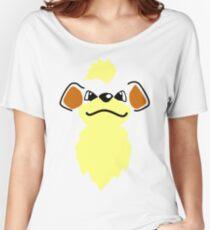 Flat growlithe Women's Relaxed Fit T-Shirt