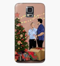 Merry Christmas - McDanno Case/Skin for Samsung Galaxy