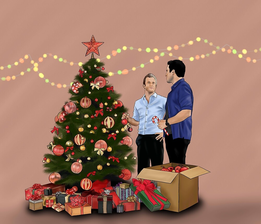 Merry Christmas - McDanno by finduilas