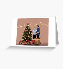 Merry Christmas - McDanno Greeting Card