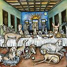 The Never-ending Supper by Elle J Wilson