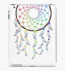 Flower Rainbow Dream Catcher iPad Case/Skin