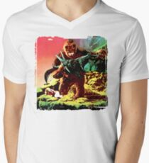 8th Wonder of the World Mens V-Neck T-Shirt