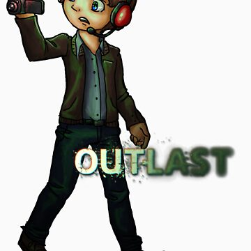 Outlast Design by updownleftright