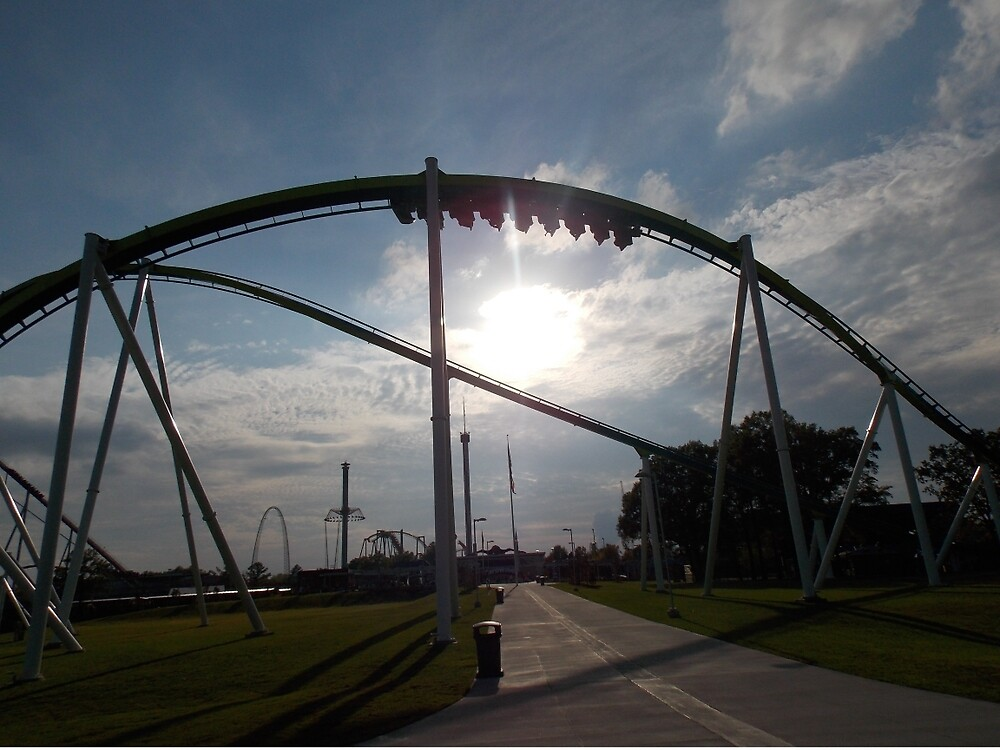 Fury 325 at Carowinds by CoasterLife