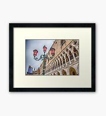 Doges Palace / Palais des doges Framed Print