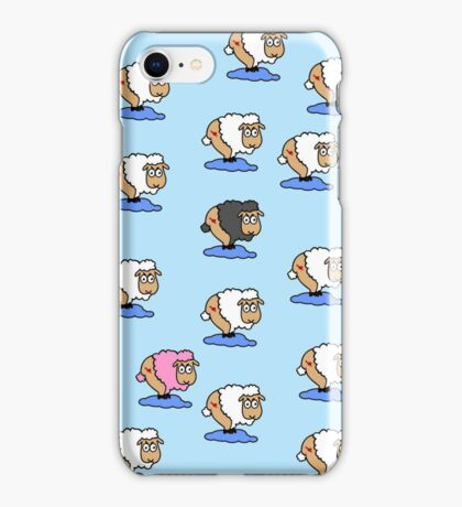 Sexy Sheep VRS2 iPhone Case/Skin
