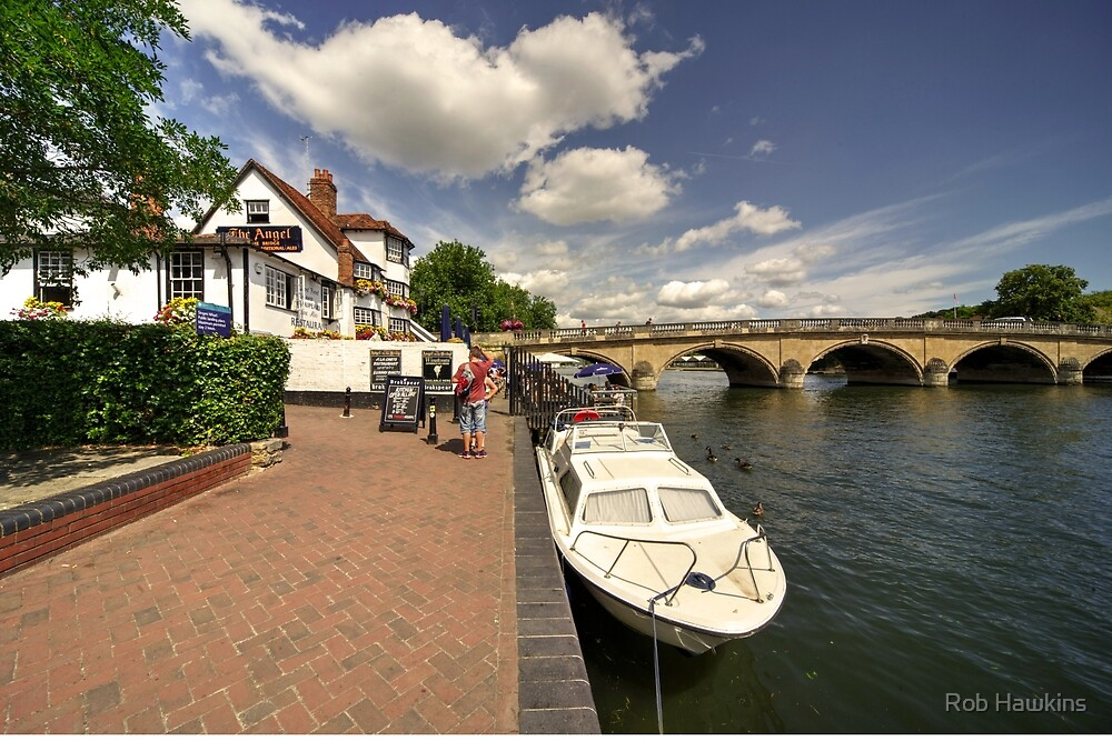 Henley Bridge  by Rob Hawkins