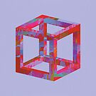Impossible Cube by Travis McLaren