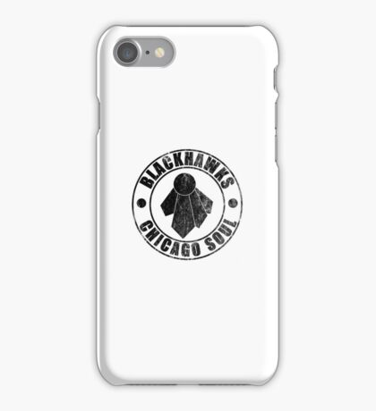 Chicago Soul (Distressed) iPhone Case/Skin