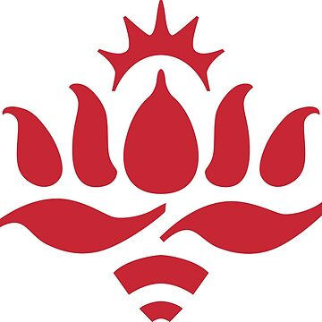 Red Lotus School (Red Lotus logo, small) by redlotusschool