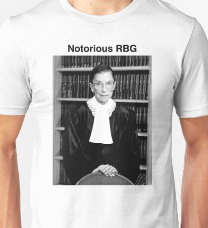 Notorious RBG Unisex T-Shirt