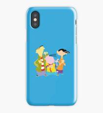 Ed, Edd, N Eddy iPhone Case/Skin