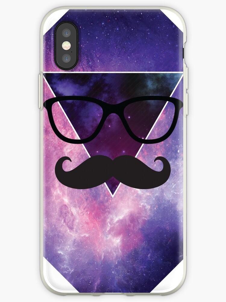 Hipster Galaxy by SyberCythe