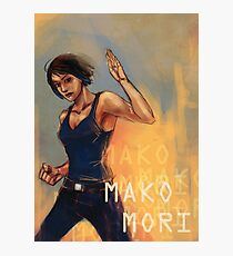 Mako Mori Photographic Print