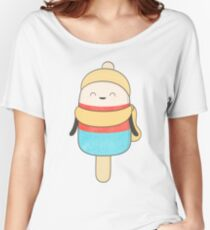popsicle - freezing but never cold! Women's Relaxed Fit T-Shirt