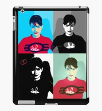 Collage work iPad Case/Skin