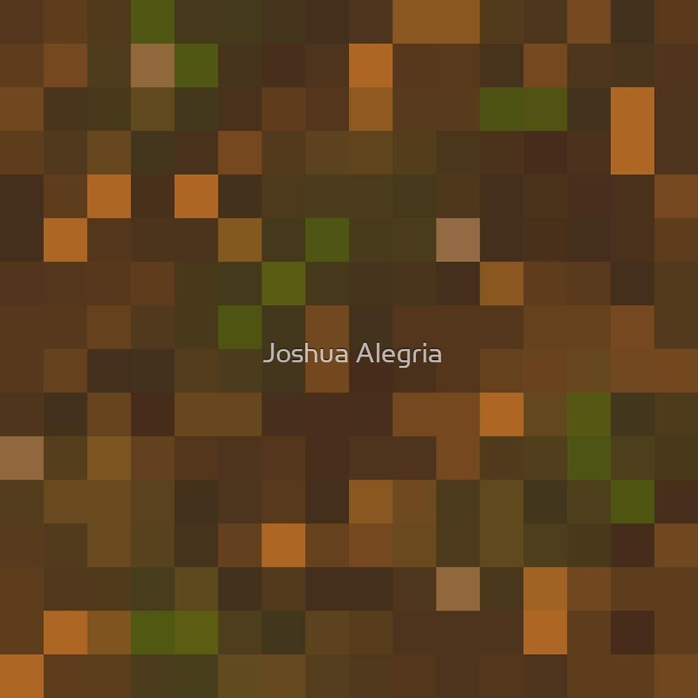 Minecraft Podzol 2 by Joshua Alegria