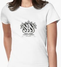 House of Black  Womens Fitted T-Shirt