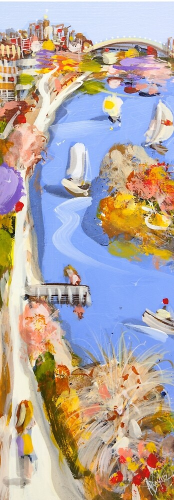 Riverwalk by Adam Bogusz