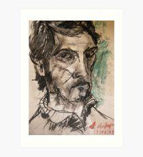 self portrait ,  Art Print