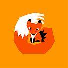 Red Fox by parisiansamurai