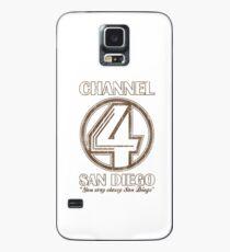 Channel 4 San Diego Case/Skin for Samsung Galaxy