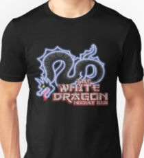 White Dragon Noodle Bar Slim Fit T-Shirt