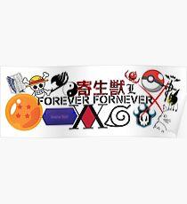 Ultimate Anime Fan Poster