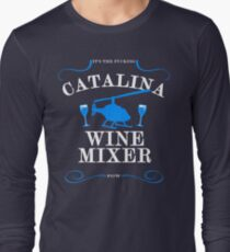 The Catalina Wine Mixer Long Sleeve T-Shirt