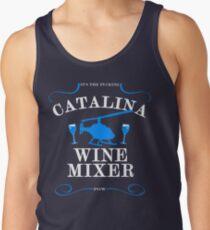 The Catalina Wine Mixer Men's Tank Top