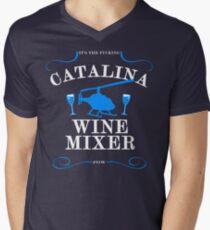 The Catalina Wine Mixer Men's V-Neck T-Shirt