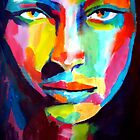 """""""Deep gaze"""" by Helenka"""