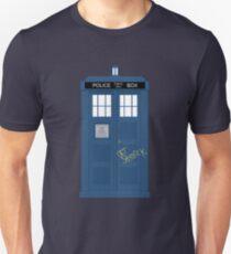 Wholock TARDIS t-shirt T-Shirt