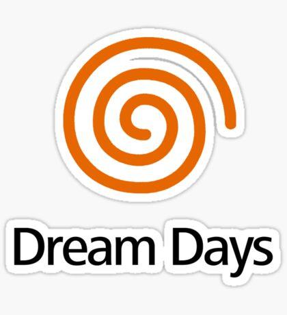 Dreamcast (Old School Shirt) Version.03 Sticker